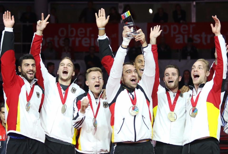 Equipe d'Allemagne Kumité Masculine
