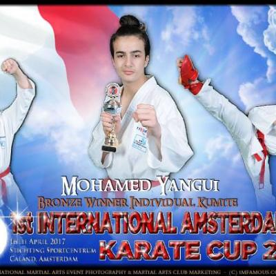 International Amsterdam Karaté Cup