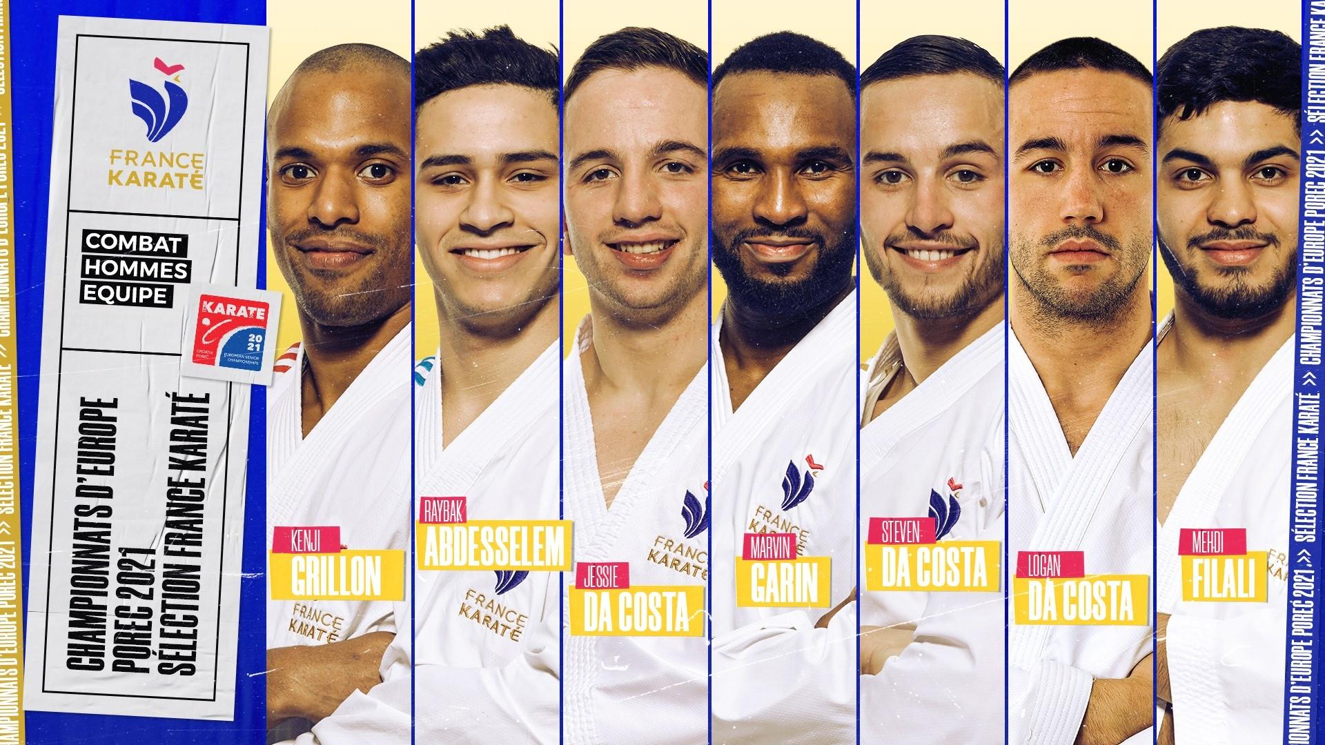 Equipe de France Combat