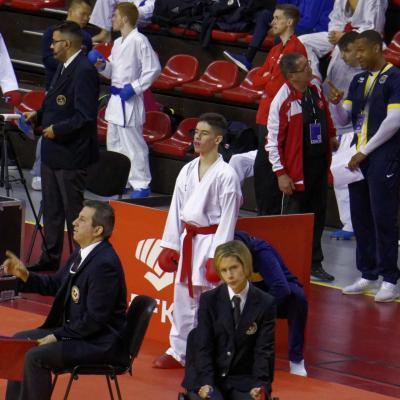 France Combats Junior 2018
