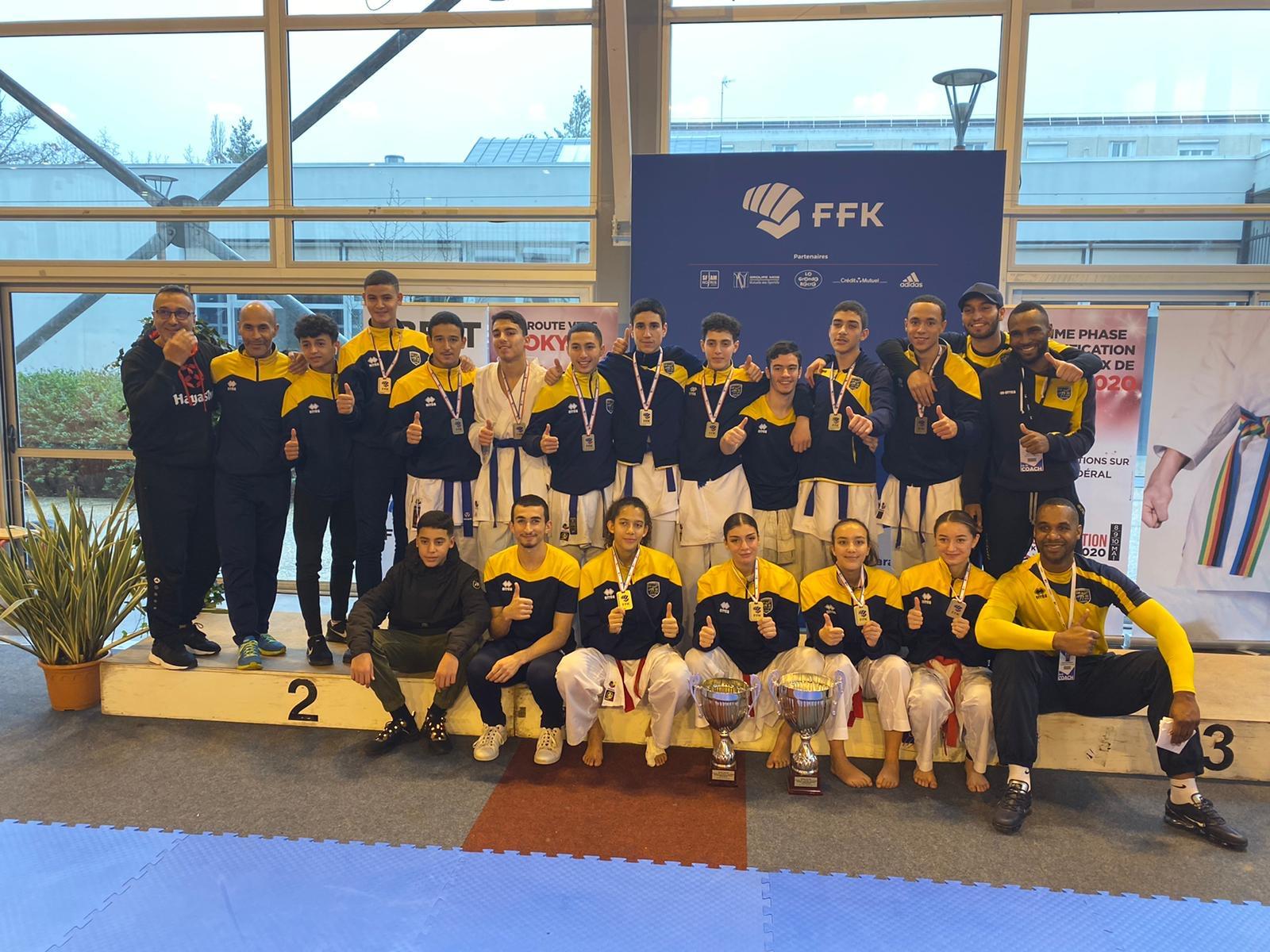 Coupe Junior 2019 - 23