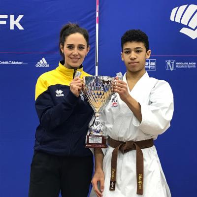 Coupe de France Kata 2019