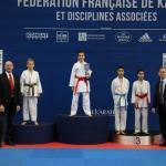 Coupe de France Combat Minime 2015