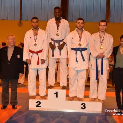 Championnat 95 Kumité 2016 - M/C/J/S