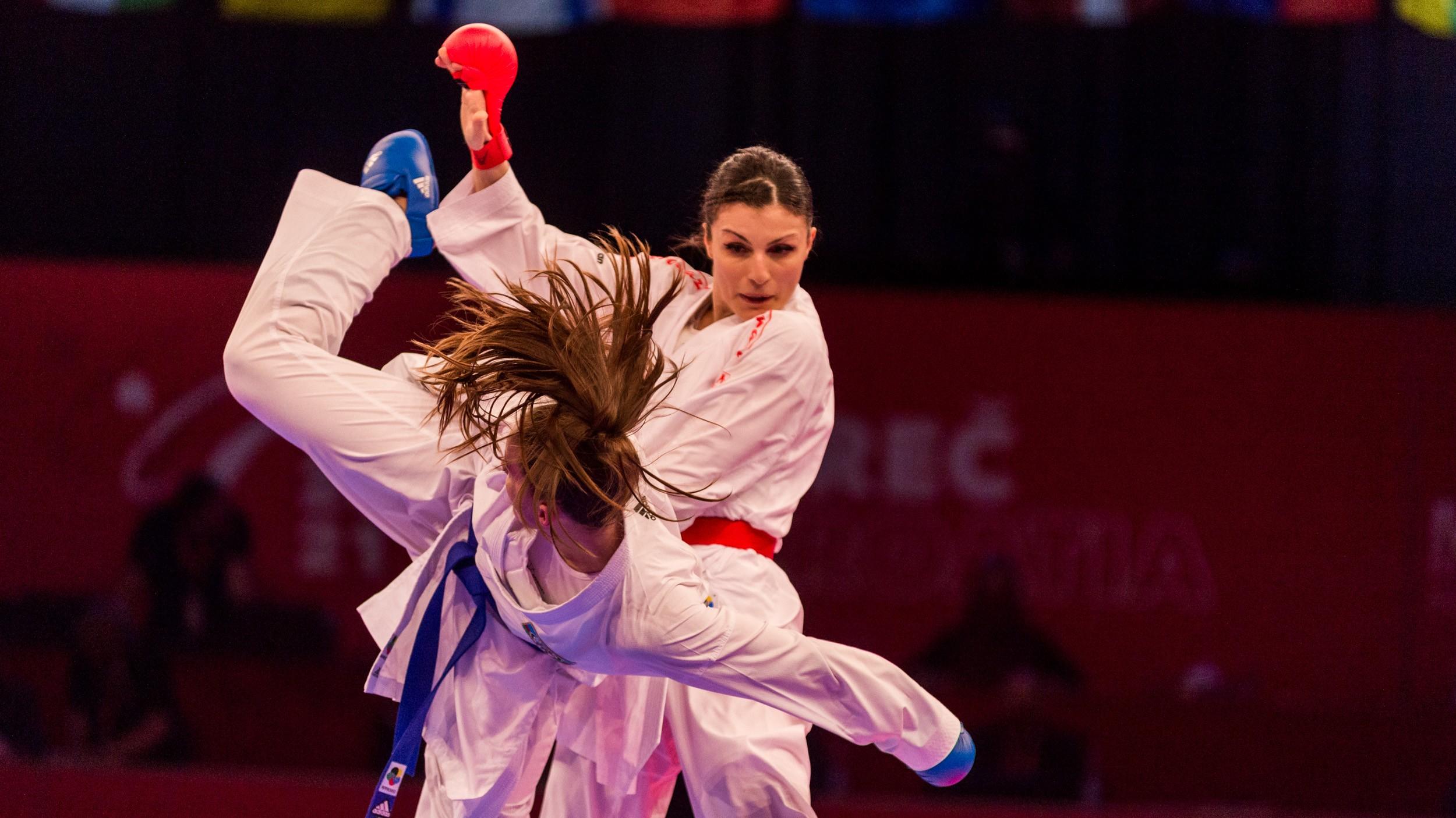 Irina Zaretska Finale
