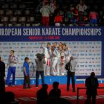 Championnats d'Europe Senior 2016 - Montpellier
