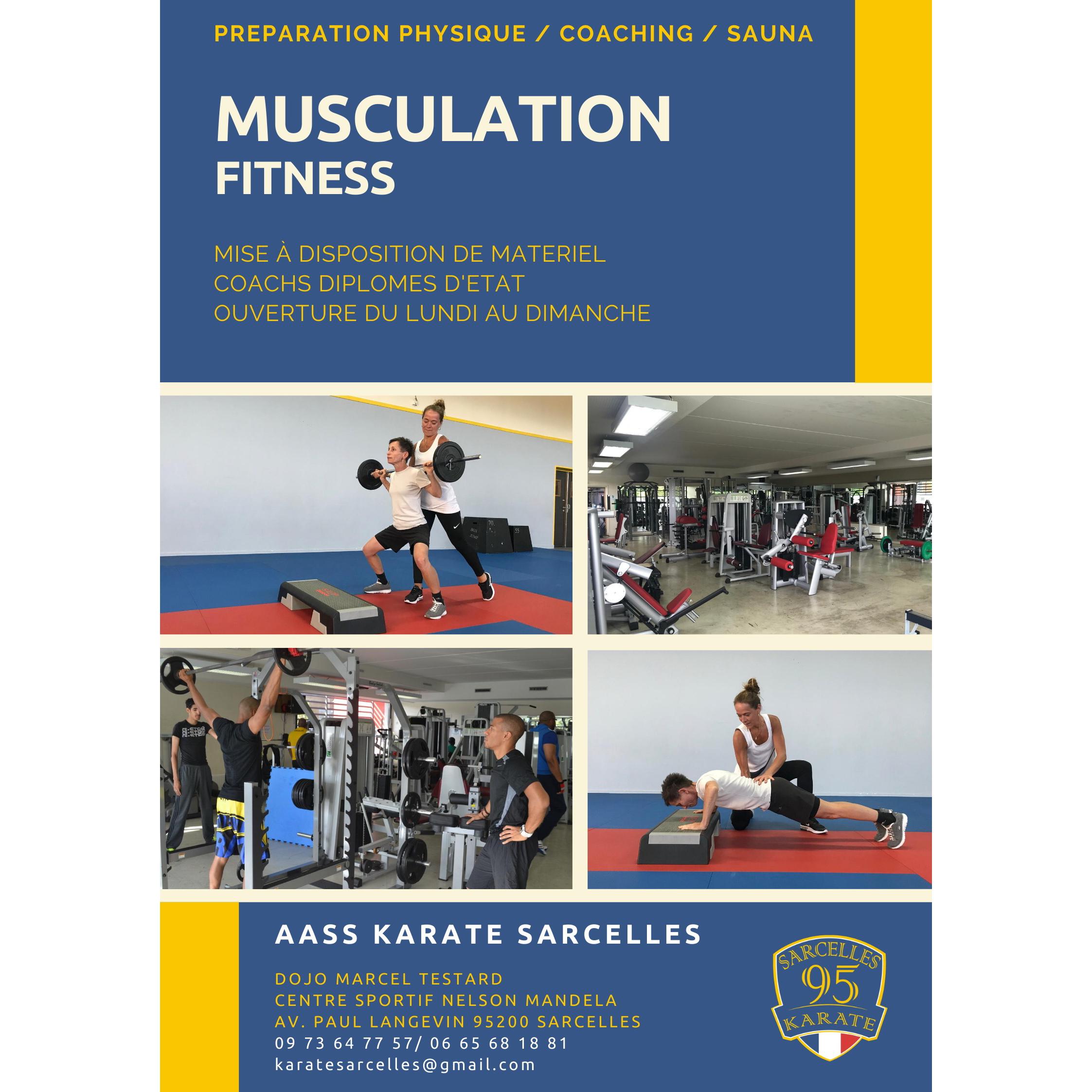 Musculation / Préparation Physique