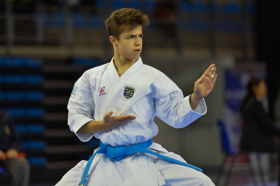 Lucas Hoffmann - Open de France - Patrick Urvoy FFK