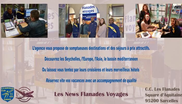Aassk partenaire news flanade voyage