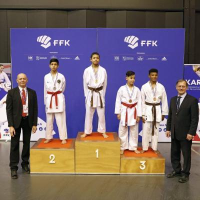 Championnat de france minimes 2018 07