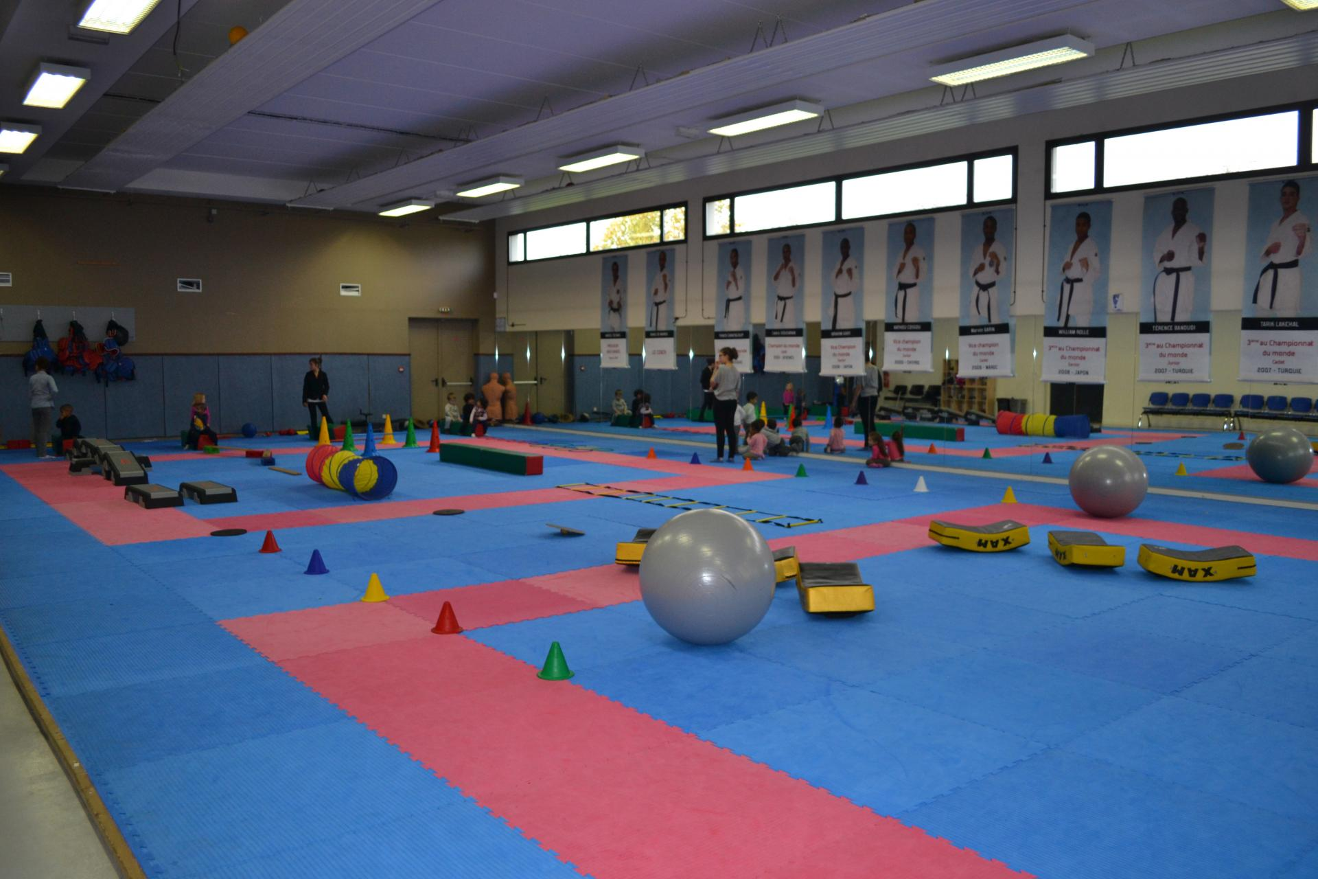 Parcours Baby Sport 1