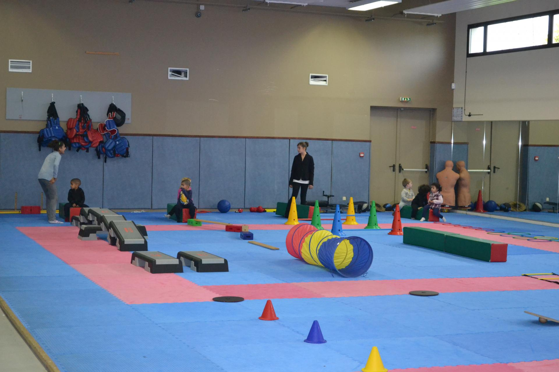 Parcours Baby Sport 2