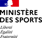 Logo ministere des sports